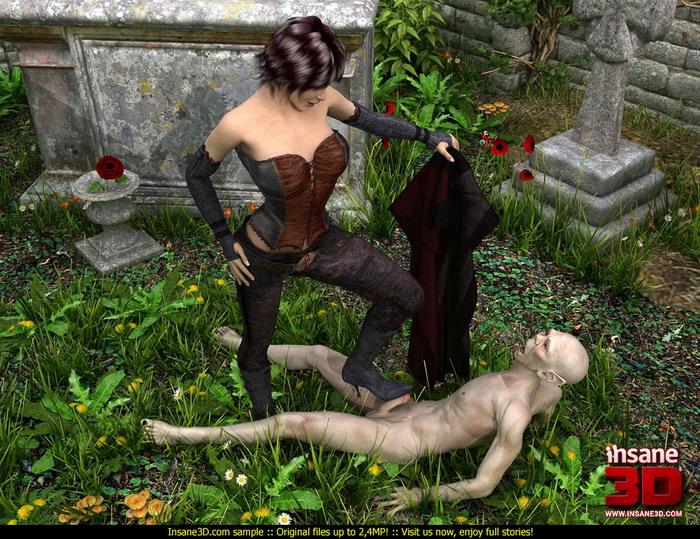 Вампир секс игры