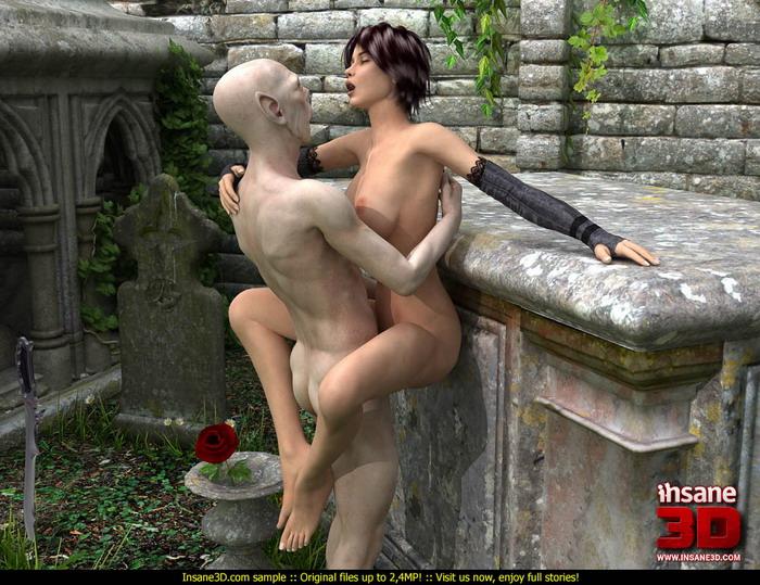 Opinion you Cartoon sex xxx 3d vampire porn